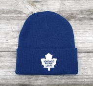 Шапка TORONTO MAPLE LEAFS Mitchell & Ness Team Logo Cuff Knit